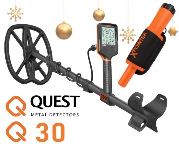 Quest Q30-Weihnachtsset