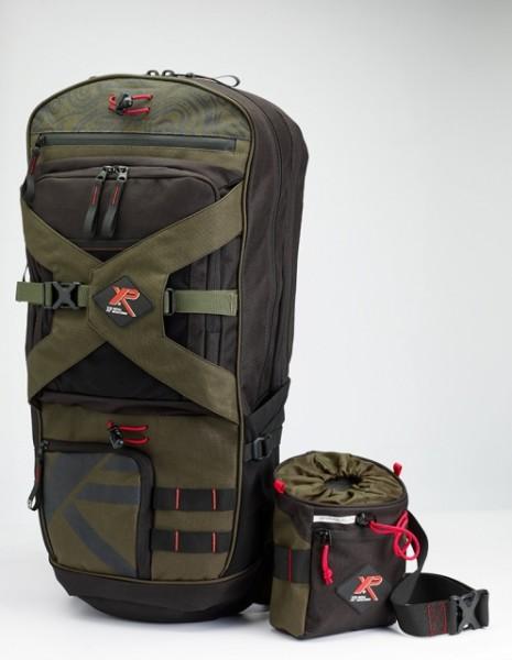 XP-Rucksack mit Fundtasche
