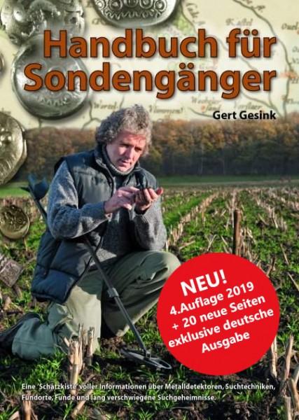 Handbuch für Sondengänger - Gert Gesink