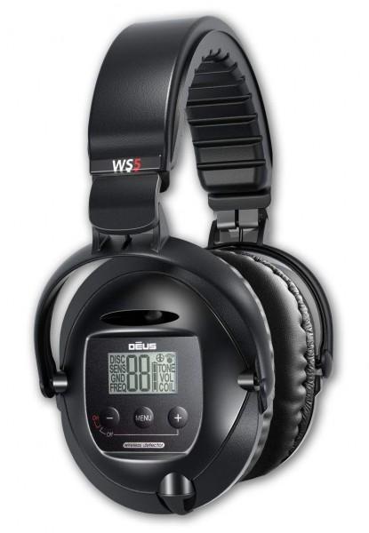 WS5 Funkkopfhörer für Deus