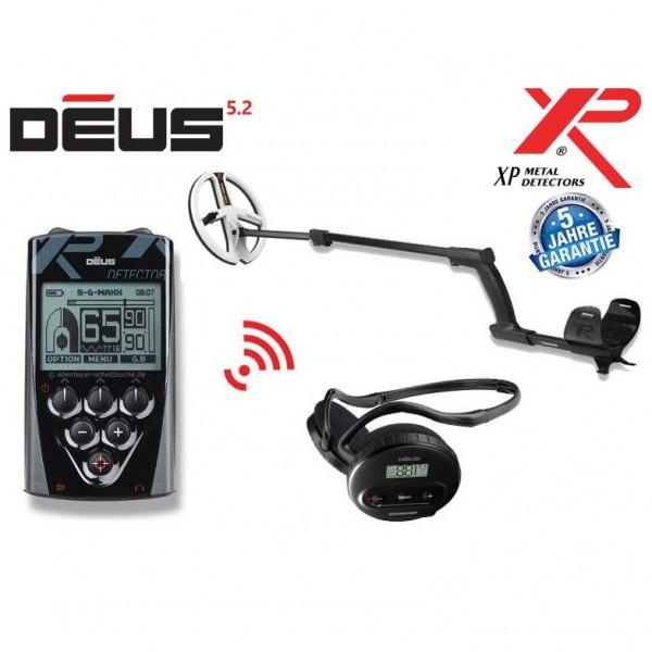 XP Deus 22HF RC WS4