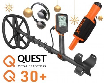 Quest Q30+ -Winterangebot