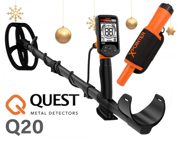 Quest Q20 m. Pinpointer