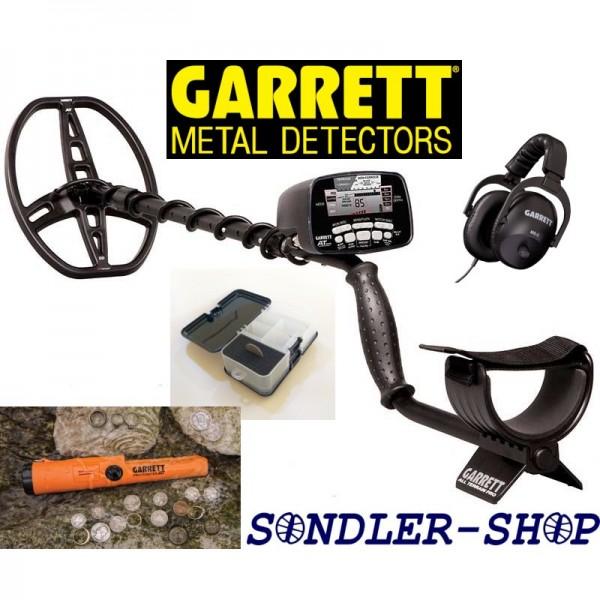 Garrett AT Pro International + Pro Pointer AT