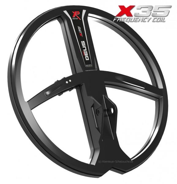 XP DD-Suchspule X35 28cm