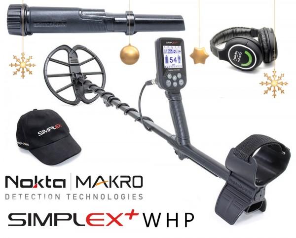 Simplex+-WHP, mit Pinpointer