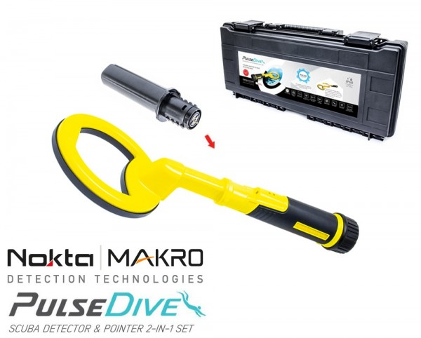 Pulse Dive - Pinpointer