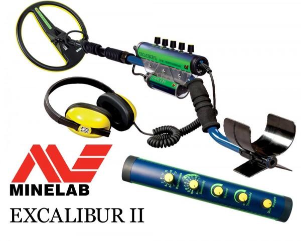 Excalibur II Unterwasser-Detektor