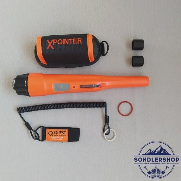 Quest Xpointer Pro, wasserdicht bis 60m