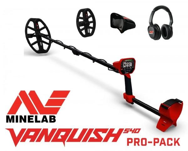 Vanquish 540 Pro-Pack